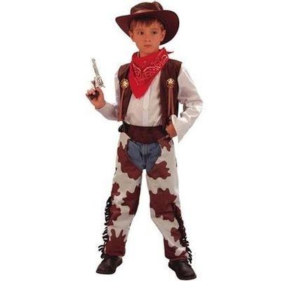 Foto van Cowboy jongen kostuum