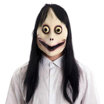 Halloween - Momo masker