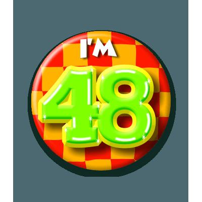 Button 48 jaar