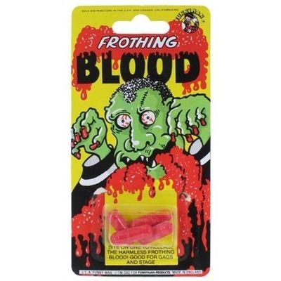 Foto van Bloed capsules (4st)