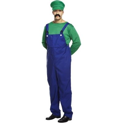 Foto van Luigi kostuum
