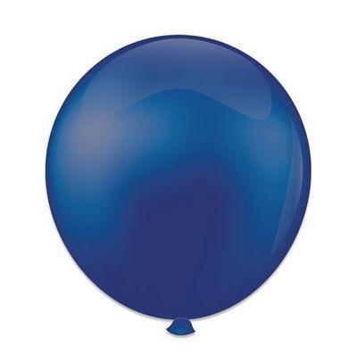 Ballonnen donkerblauw (61cm)