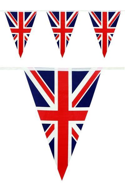 Vlaggenlijn Groot Brittannië (10 meter)