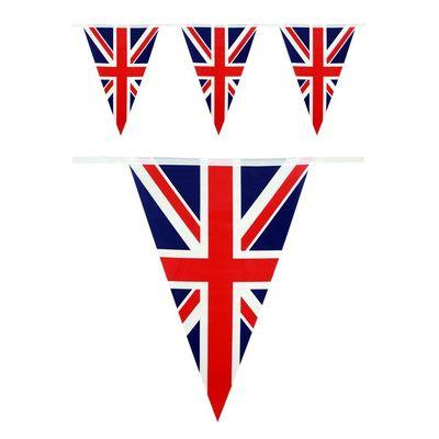 Foto van Vlaggenlijn Groot Brittannië (10 meter)