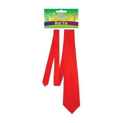 Foto van Rode stropdas