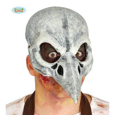 Foto van Masker vogel skelet