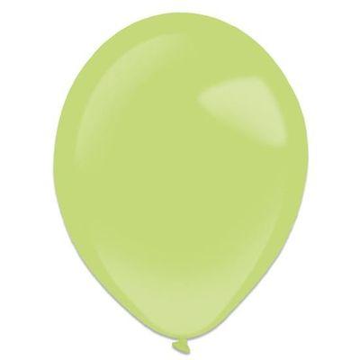 Ballonnen kiwi (35cm) 50st