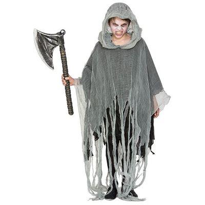 Halloween poncho kind