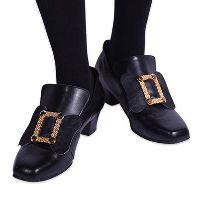 Schoenen gespen met elastiek luxe