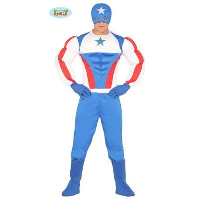 Foto van Captain America kostuum