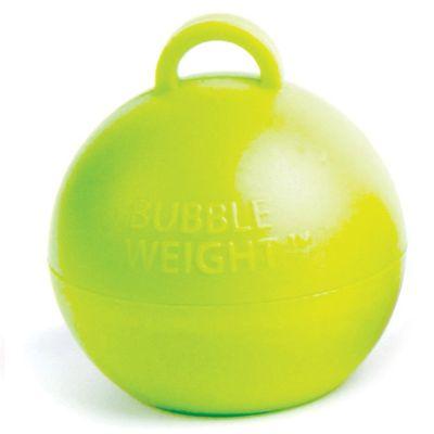 Foto van Ballon Gewicht Limegroen 35gr