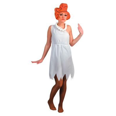 Wilma Flintstone kostuum