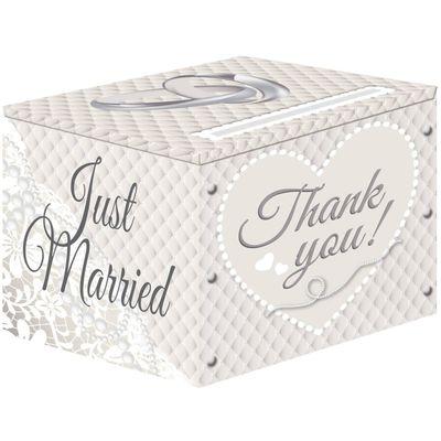 Huwelijks enveloppendoos