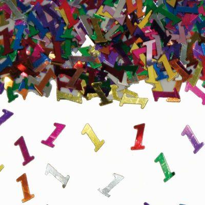 Foto van Tafel Confetti 1