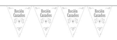Vlaggenlijn Recién Casados/stk
