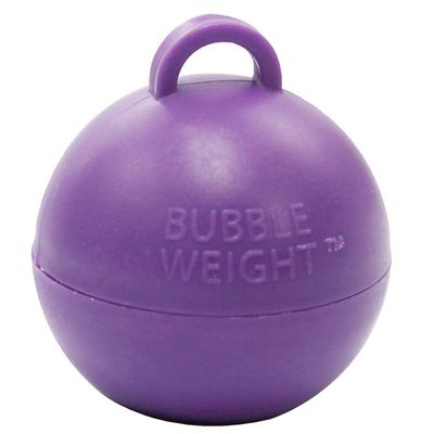 Foto van Ballon Gewicht Paars 35gr