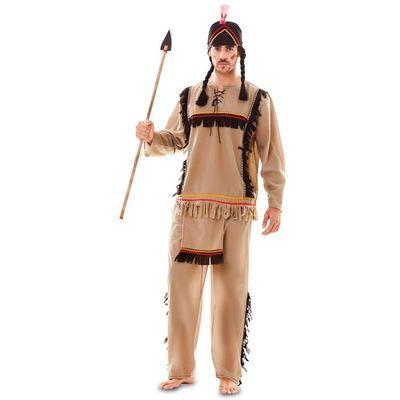 Indianen kostuum - Heren