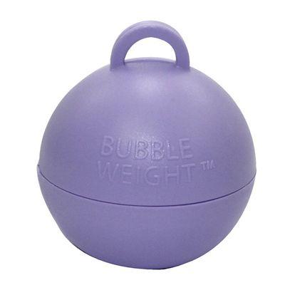 Foto van Ballon Gewicht Lila 35gr