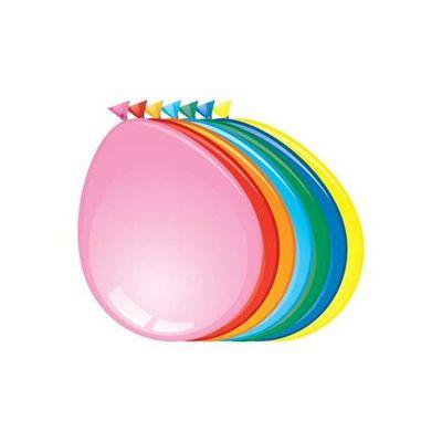 Ballonnen assorti kleuren 10 st