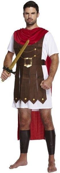Romeinse generaal kostuum