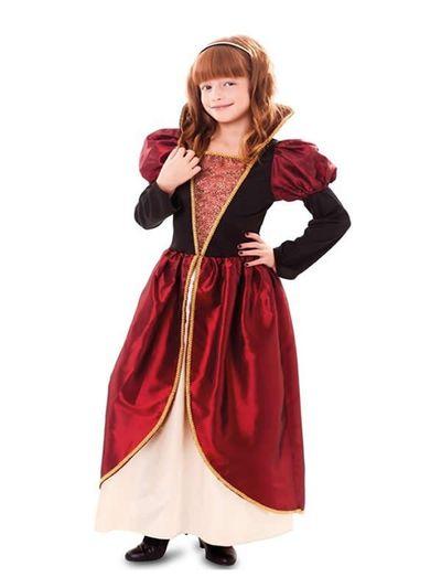Koningin jurk kind