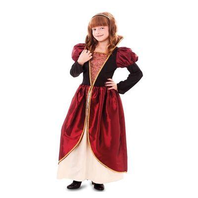 Foto van Koningin jurk kind