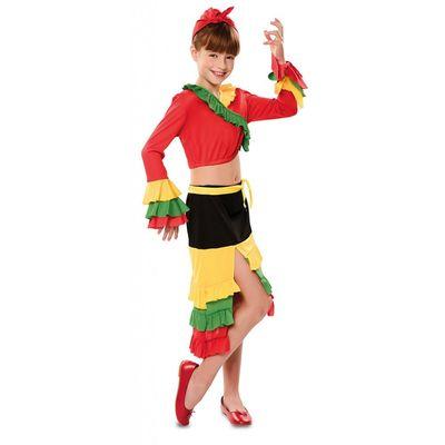 Afrikaanse jurk kind