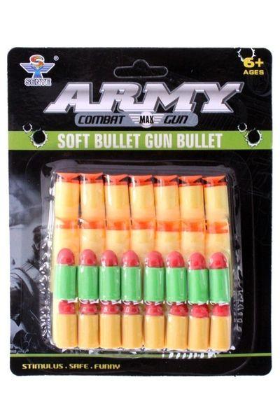 Nerf Gun nerfs en soft bullets