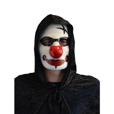 Clowns masker hard plastic