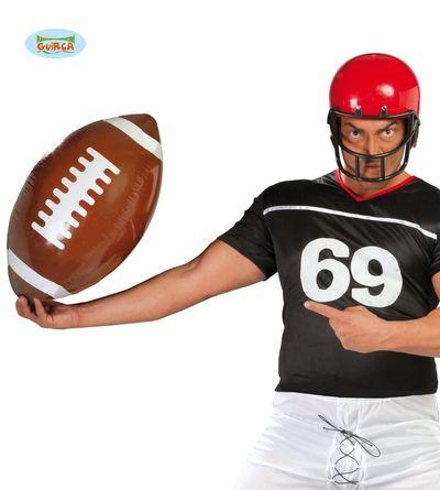 Opblaas American Football/Rugby bal