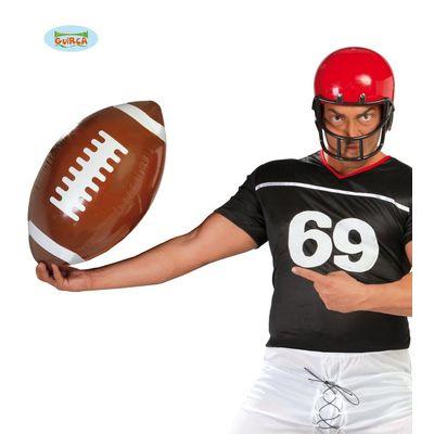 Foto van Opblaas American Football/Rugby bal
