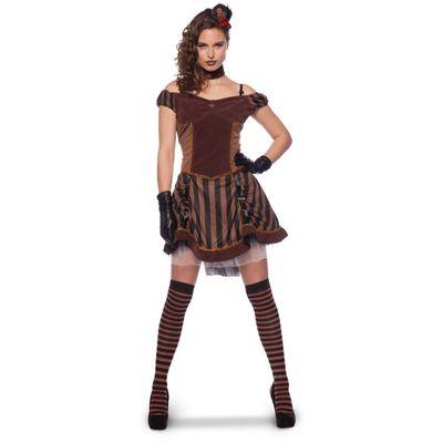 Foto van Steampunk jurkje