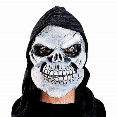 Foto van Skeletten masker