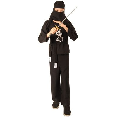 Foto van Ninja YUTAKA kostuum jongens