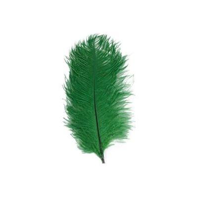 Foto van Struisveer 28-32 cm groen