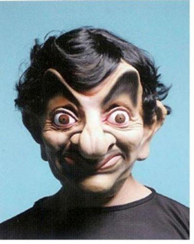Masker Rowan Atkinson