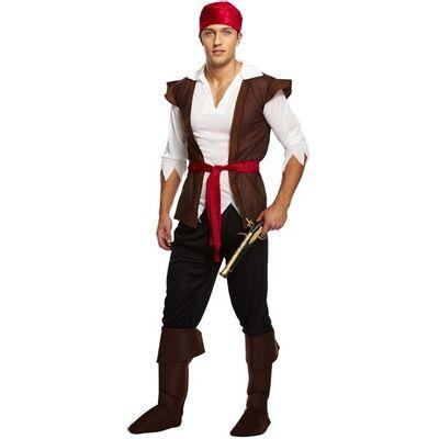 Foto van Piraten kostuum