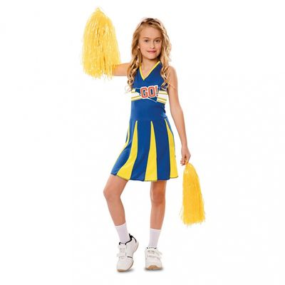 Foto van Cheerleader kostuum kind