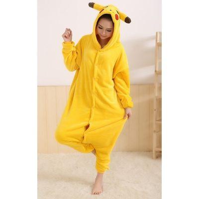 Foto van Pikachu onesie