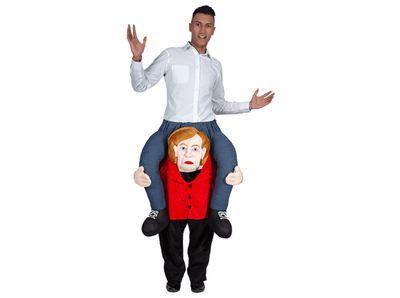 Carry me Angela Merkel