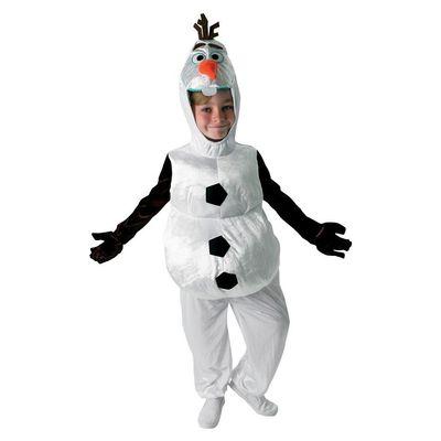 Foto van Olaf frozen kostuum unisex kinderen