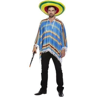 Foto van Mexicaanse poncho