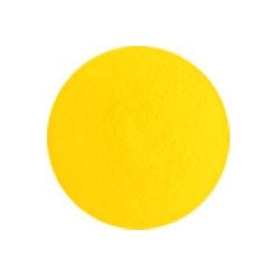 Foto van Superstar schmink waterbasis geel(45gr)