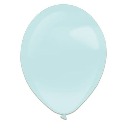 Ballonnen mint pearl (13cm) 100st