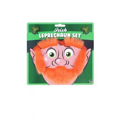 Foto van Ierse beharing oranje