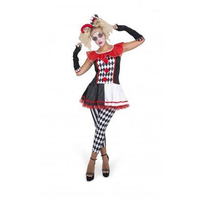 Joker kostuum - Harlekijn