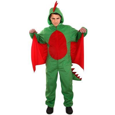 Foto van Draak kostuum volwassenen