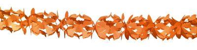 Slinger Papier Hoku-Oranje. 6M/stk