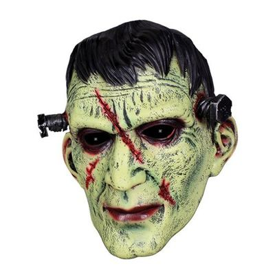 Foto van Frankenstein masker Halloween