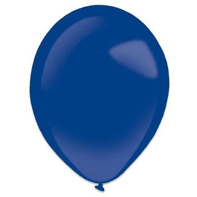 Ballonnen ocean blue (35cm) 50st